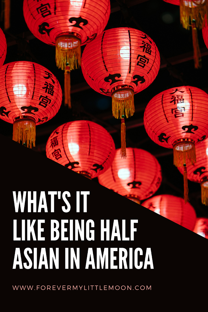 What's It Like Being Half Asian in America