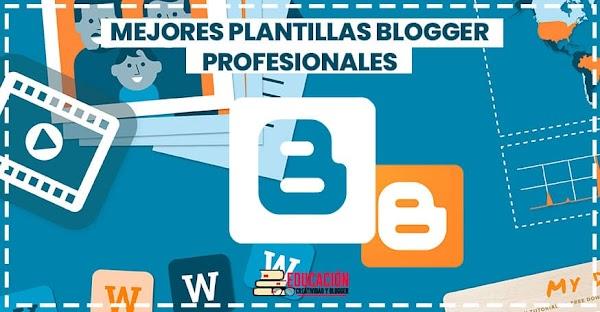 🥇 ▷ Top plantillas blogger editables gratis 🥇 【 2020 】