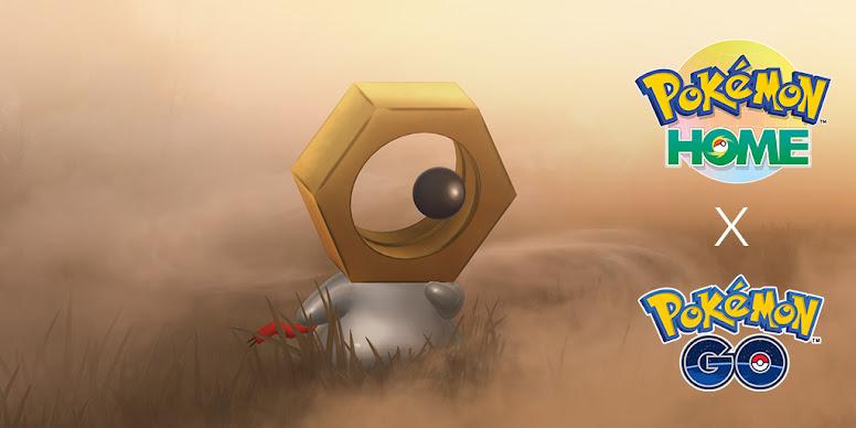 Meltan Pokémon GO