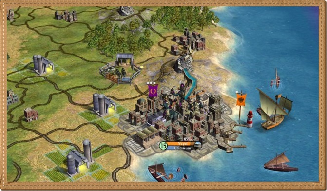 how to play civilization 4