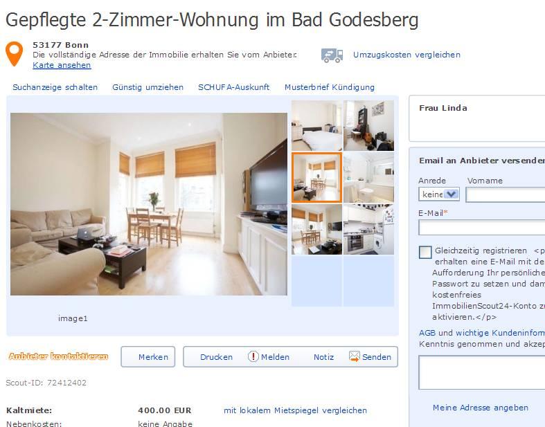 herr christian ruhige wohnlage komplett m blierte 2 zimmer wohnung. Black Bedroom Furniture Sets. Home Design Ideas