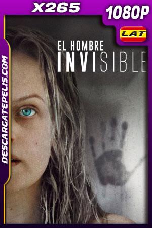 El Hombre Invisible (2020) 1080p X265 BDrip Latino – Ingles