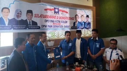 Gencarkan Silaturahmi dan Konsolidasi, PAN Targetkan Menang di Pileg 2024