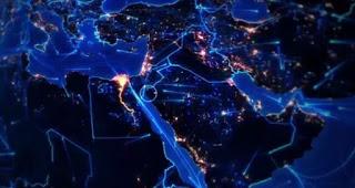 الموقع الجغرافي لمشروع نيوم
