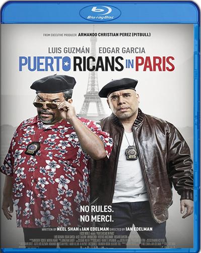 Puerto Ricans in Paris [2016] [BD25] [Latino]