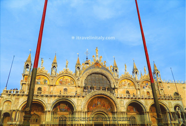 "Basilica di San Marco Venice Visit Italy The Best Places Copyright ""All rights reserved"" © By itravelinitaly.com travelers from Italy Photo by Baldassarri Giuseppe visual storytelling.  on @googlemaps."