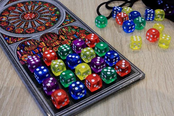 Sagrada - czy pod piękną otoczką znajdziemy dobrą grę? Recenzja