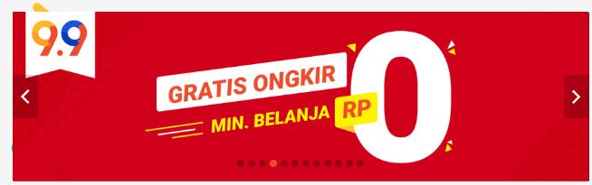 Raja Marketplace Cara Berhenti Promo Shopee Gratis Ongkir Minimal 0 Rp