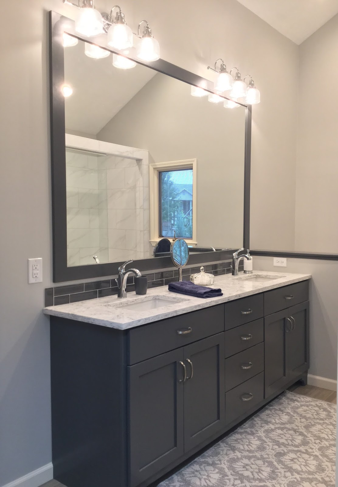 HOW TO REDESIGN A MASTER BATHROOM LAYOUT ELZ DESIGN - Bathroom re design