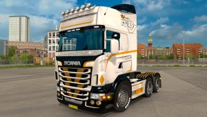 Scania RJL Royal Eagle skin