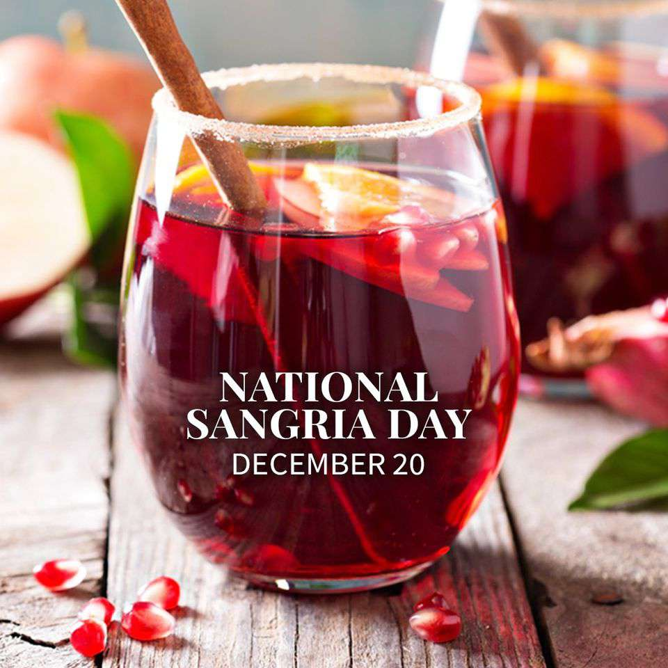 National Sangria Day Wishes pics free download