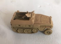 Sd Kfz 250/ 1 Neu