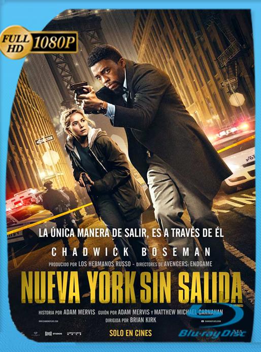 Nueva York Sin Salida (2019) HD [1080p] Latino [GoogleDrive] SilvestreHD