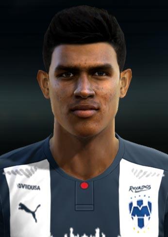 Jesús Gallardo Face For PES 2013