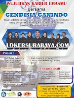 Karir Surabaya Terbaru di Gendisia Ganindo November 2019