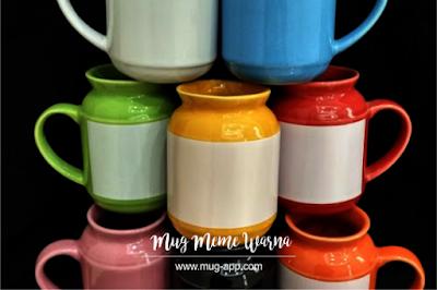 Mug Meme Warna, Souvenir Souvenir Unik Untuk Wedding, Event Promosi, dan Event Penting Lainnya Agar Lebih Berwarna