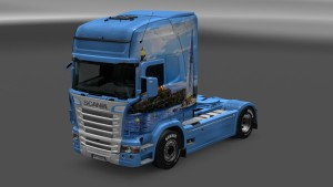 Skin Pack for Scania RJL by TIMDAM