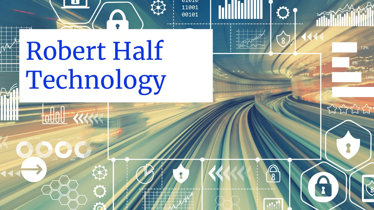 Why IT Recruitment Agency Uses IT Professionals From Robert Half Technology