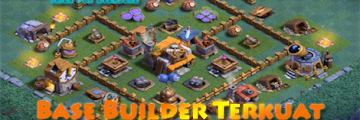 Base Builder Malam Terkuat Town Hall 5