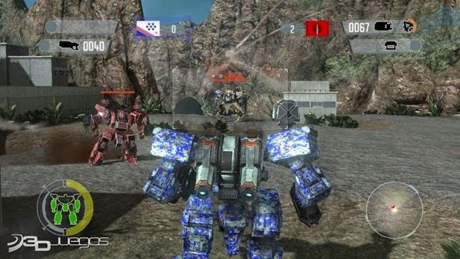 Front Mission Evolved (1)