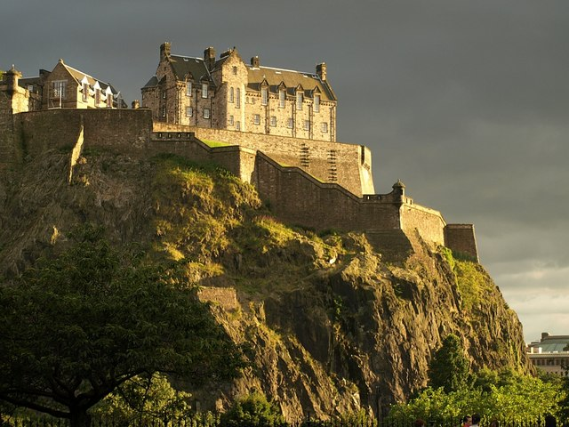Reign e Rainha Mary na Escócia - Castelo de Edimburgo