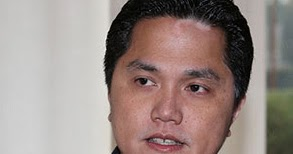 Biografi : Profil Lengkap Erick Thohir - IDWARTA