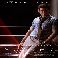 Spyder 2017 Telugu movie audio cd covers
