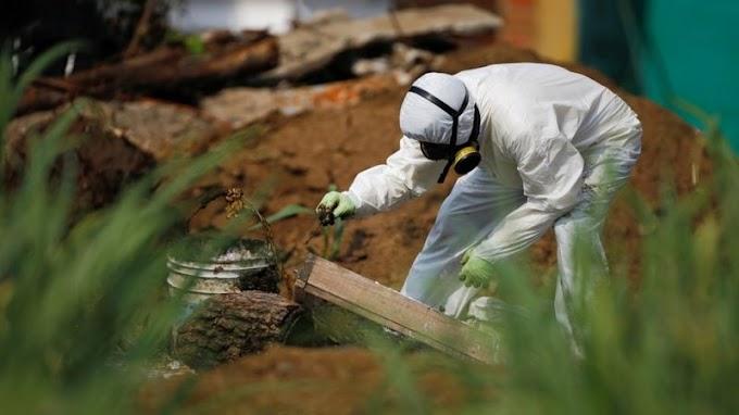 Bodies found in ex-policeman's garden