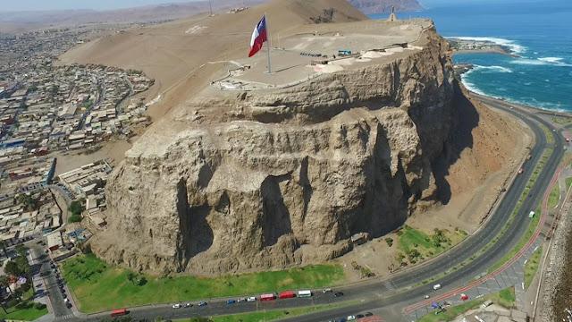 Opinión: No hay mayor acto patriarcal que la guerra #Arica