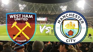 مشاهدة مباراة وست هام يونايتد ومانشستر سيتي بث مباشر بتاريخ 24-11-2018 الدوري الانجليزي
