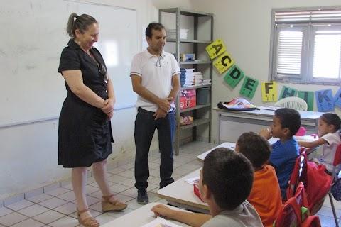 Pelo quarto ano consecutivo, prefeita Elijane Paiva assegura reajuste do piso salarial dos professores