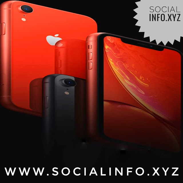 Apple  iPhone XR: In Every Way Brilliant