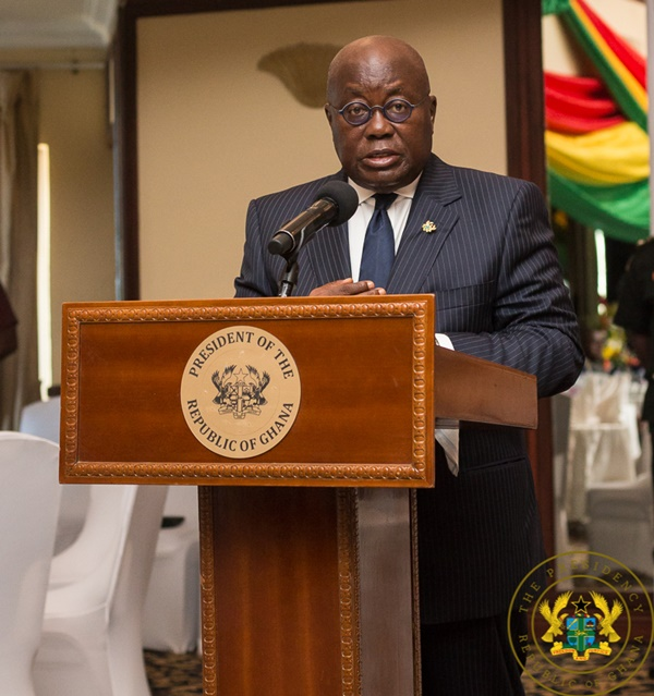 """Regulatory Reform Programme Will Improve Country's Business Atmosphere"" – President Akufo-Addo"