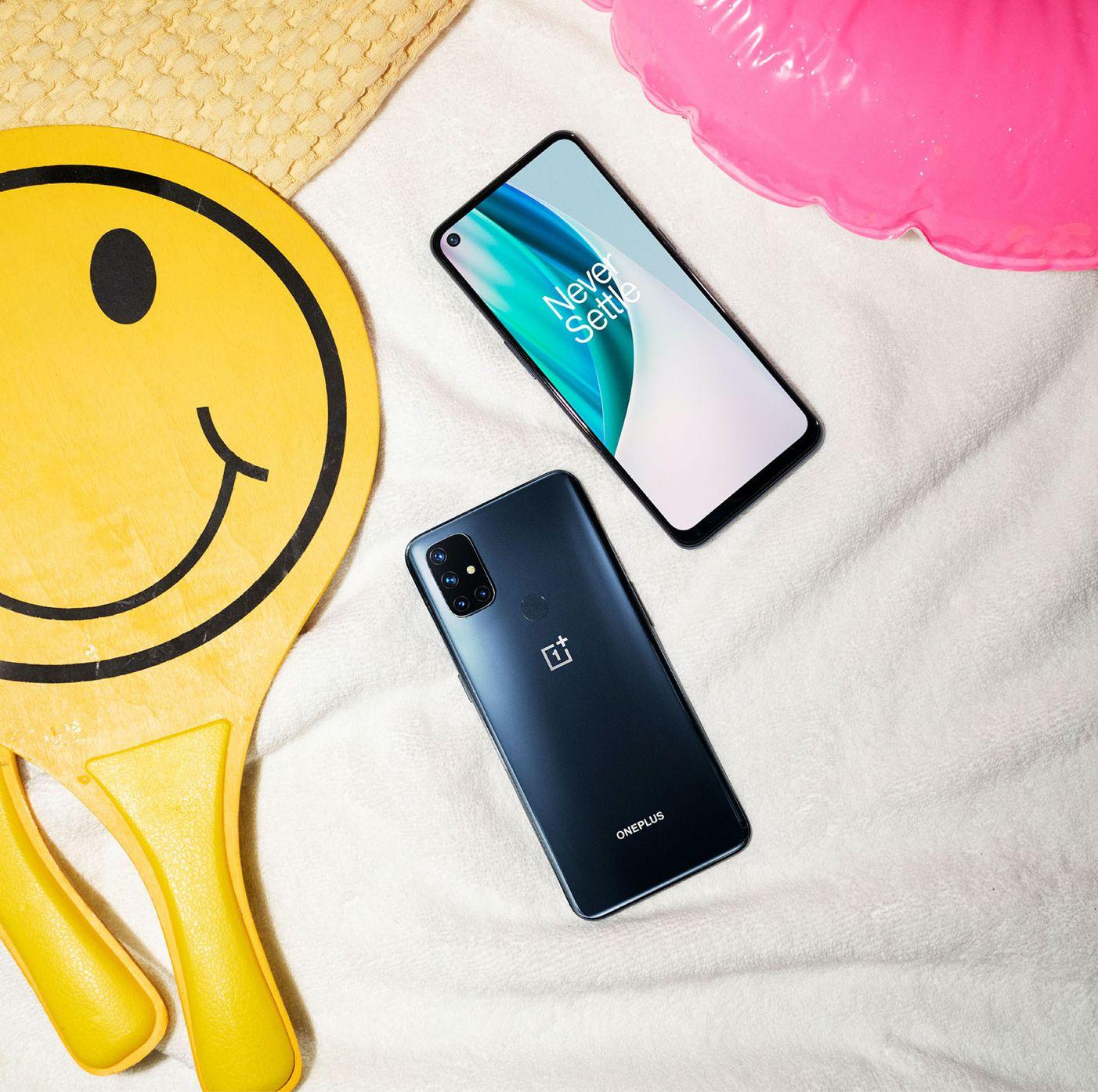 Nuovi OnePlus Nord N10 5G e N100 a partire da 199 euro