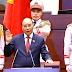 Chúc mừng Tân Chủ tịch nước Nguyễn Xuân Phúc