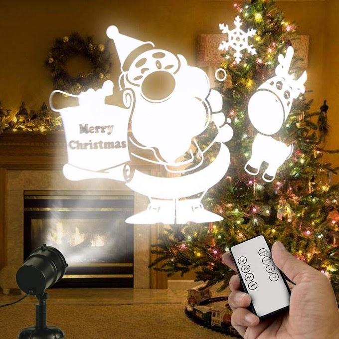 70% OFF Christmas Porjector Lights