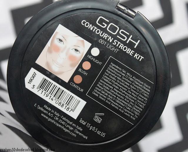 Gosh Contour'n'Strobe Kit Light