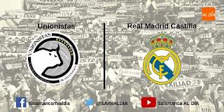 Реал Мадрид - Унионистас де Саламанка смотреть онлайн бесплатно 22 января 2020 прямая трансляция в 23:00 МСК.