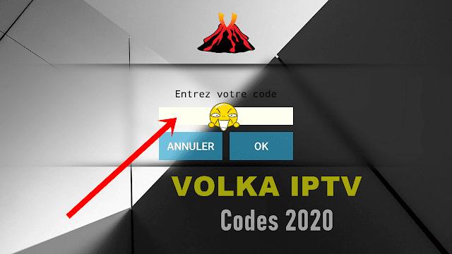 تطبيق Volka IPTV لمشاهدة القنوات المشفرة مع  أكود التفعيل 2020