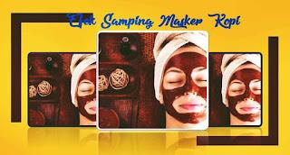 efek samping masker wajah