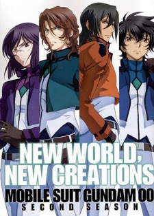 Download Mobile Suit Gundam 00 S2 Subtitle Indonesia Batch Episode 1-25