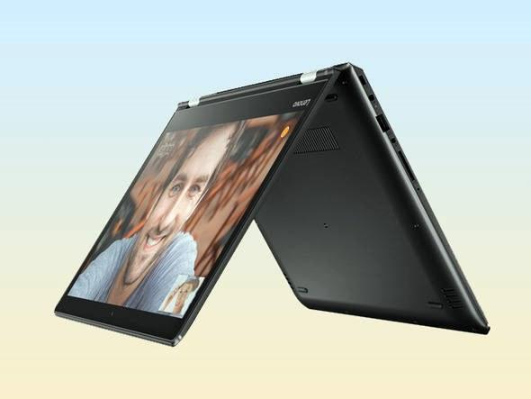 Yoga 510 é para quem curte assistir ao Netflix no tablet