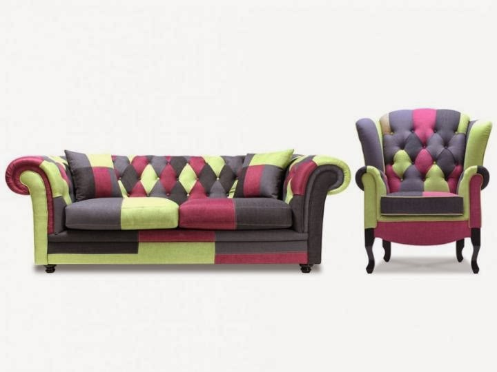 Marzua: Muebles de estilo Patchwork entran en nuestros hogares