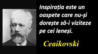 Citatul zilei: 7 mai - Piotr Ilici Ceaikovski