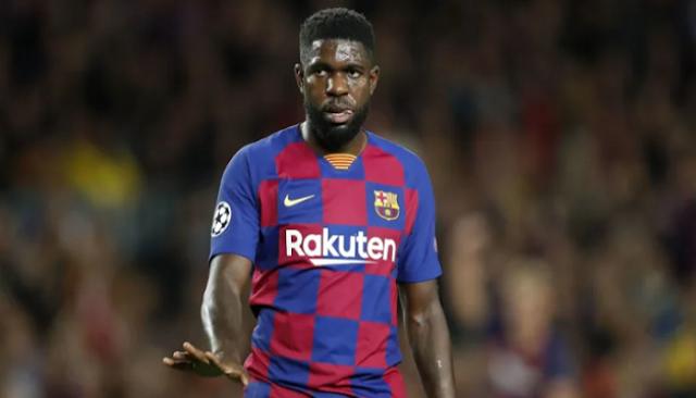 برشلونة يضحي بلاعبه من أجل مدافع يوفنتوس