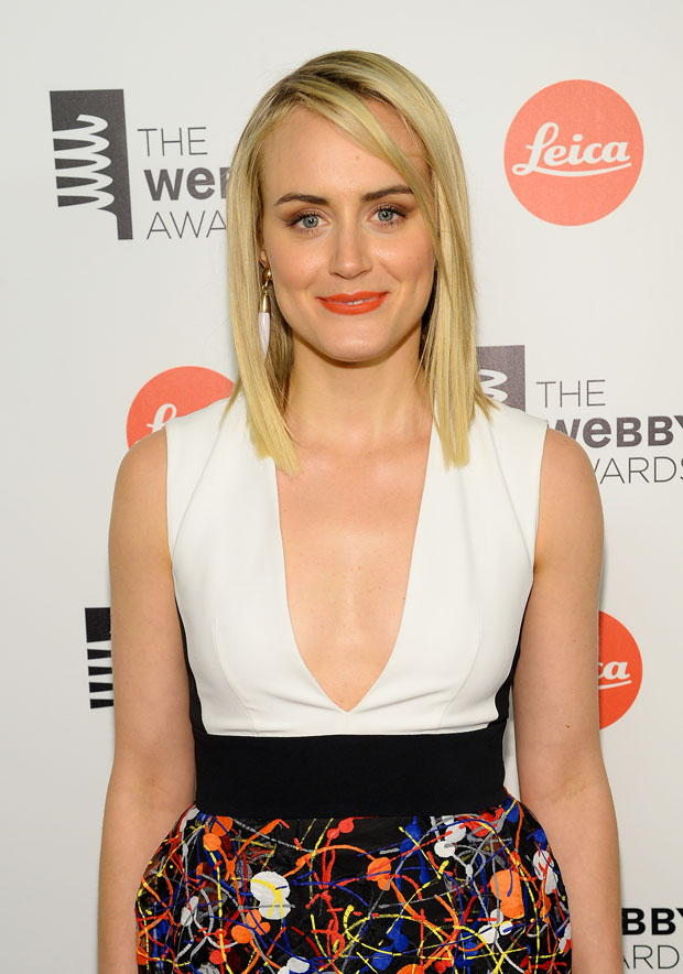 Taylor Schilling In Sportmax – 18th Annual Webby Awards ...Taylor Schilling Roles