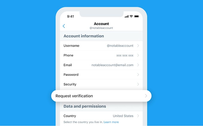 Twitter will restart account verification and add new profile tags