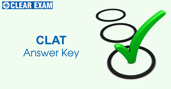 CLAT Answer Key 2020