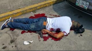 Identifican al sujeto abatido tras balacera en Ciudad Mendoza Veracruz