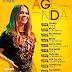 Agenda de Shows Dezembro 2017 - Solange Almeida